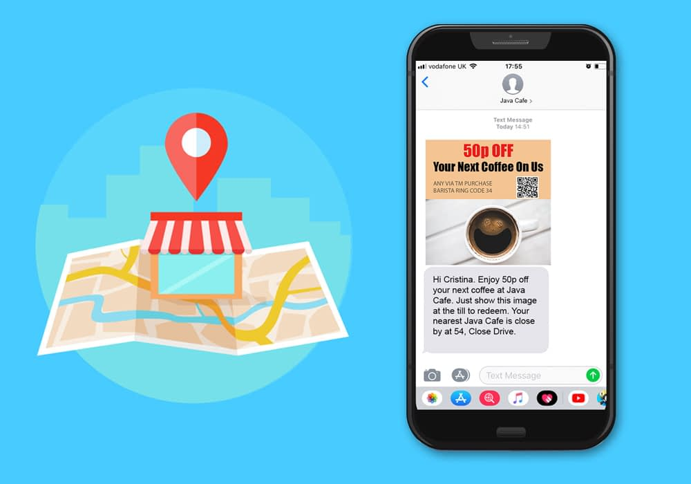 A Mobile Marketing Strategy that includes Proximity Marketing
