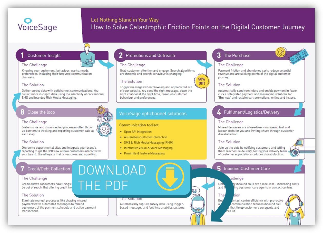 Digital Customer Journeys VoiceSage download pdf
