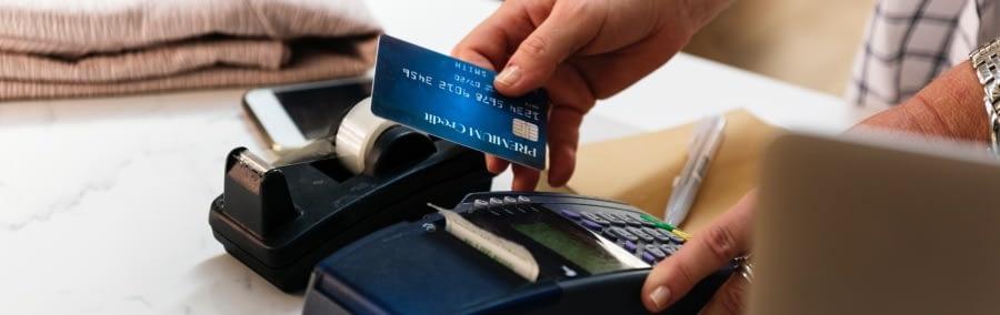 Customer payment