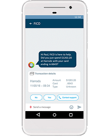 Banking Rich Communication Services