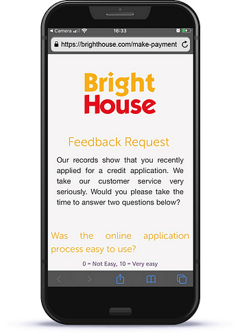 bright house survey