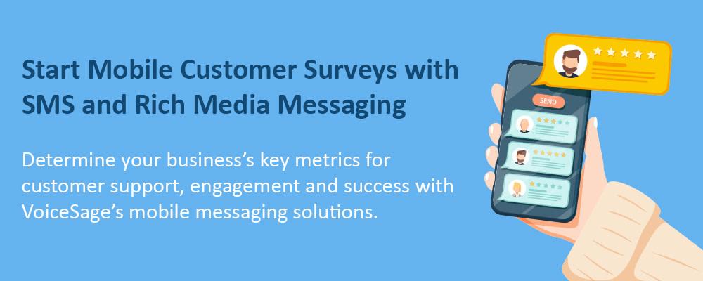 customer satisfaction template voicesage