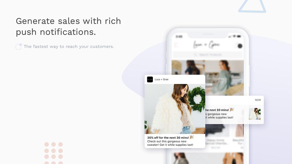 generate sales
