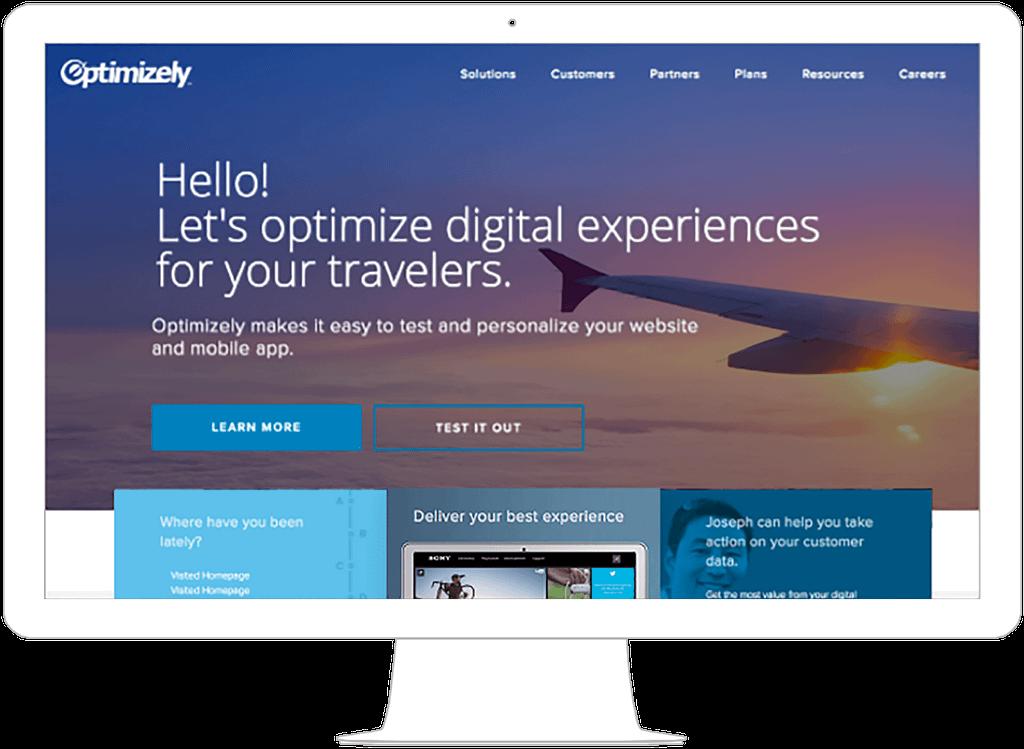 Optimizing Digital Journeys