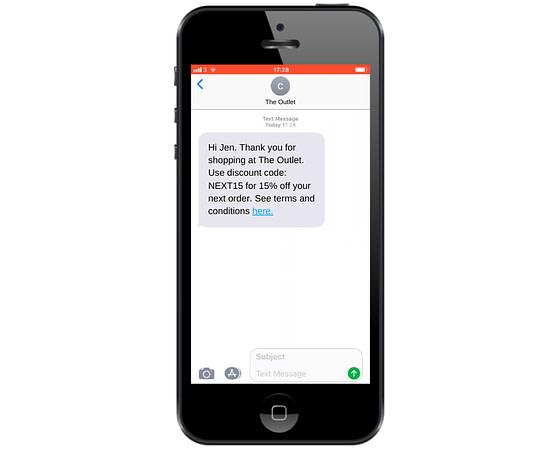 SMS Promotion