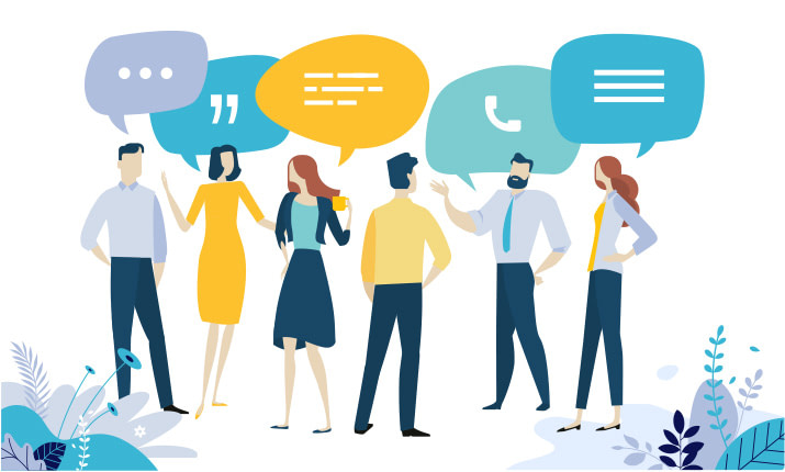 business customer communications voicesage