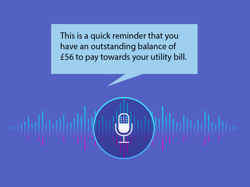 automated reminder call payment