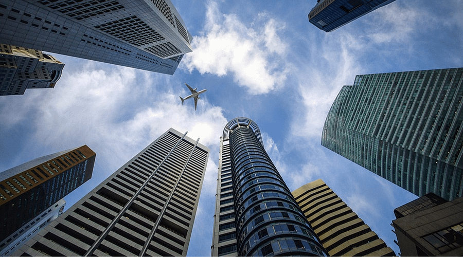 Financial Services Buildings