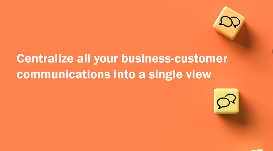 business customer communications
