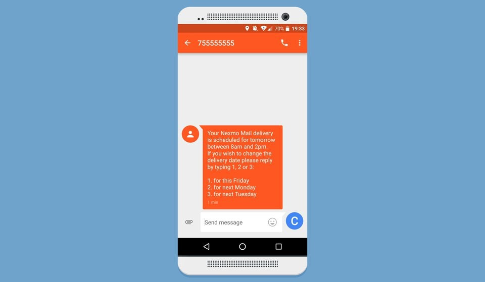 retail mobile marketing sms