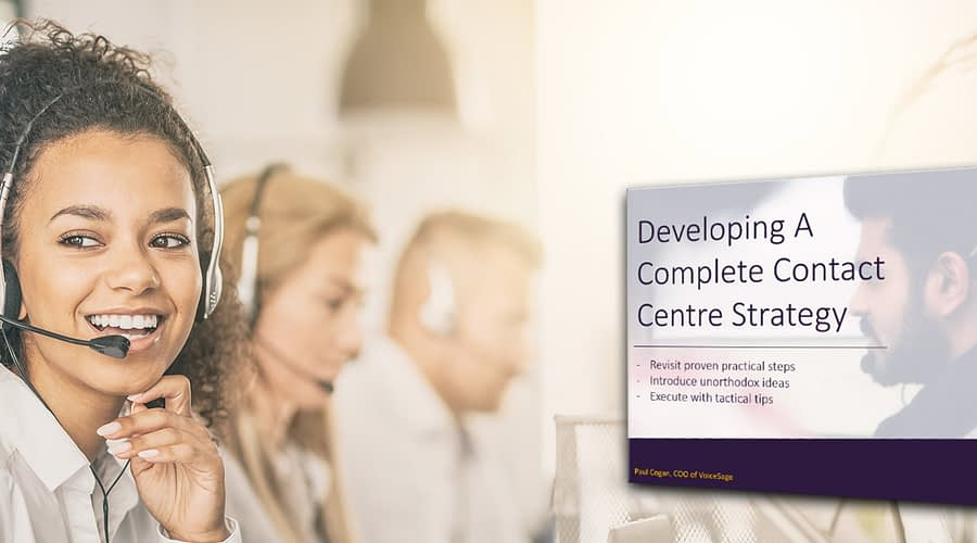 contact centre strategy voicesage