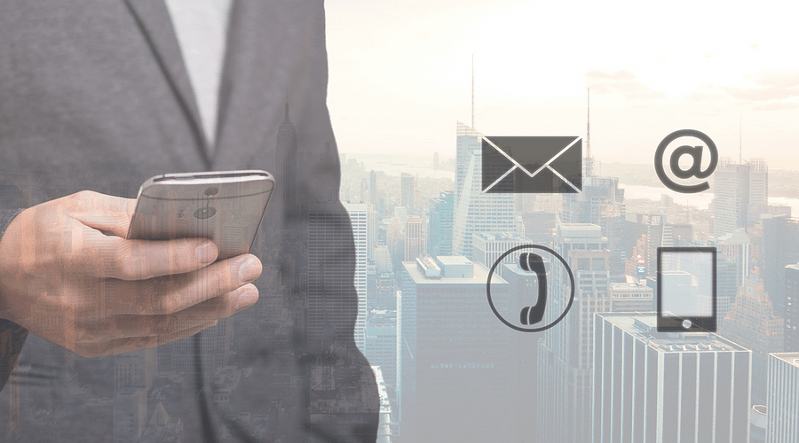 SMS vs Email and Apps